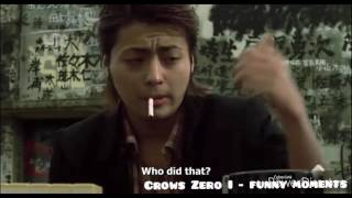Crows Zero I - funny moments thumbnail