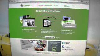 The Paperless Office with ScanSnap and Evernote