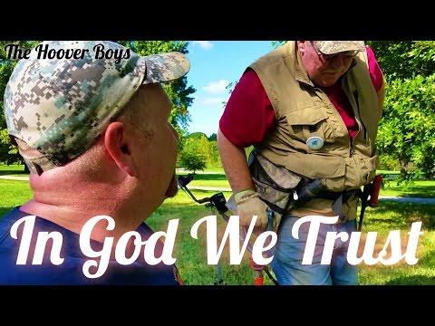Metal Detecting Bucket list Coins Silver Relics, #40 In God We Trust