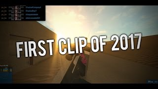 FIRST CLIP OF 2017 in ROBLOX PHANTOM FORCES!
