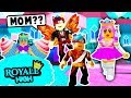 Prince Fire & Malty's Secret REVEALED! The Queen of Royale High! Royal High School | Roblox Roleplay