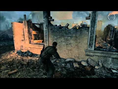 Sniper Elite V2 10 Kopenick Launch Site 1 of 2 Sniper Elite Difficulty