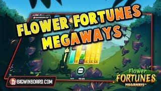 FLOWER FORTUNES MEGAWAYS (FANTASMA GAMES) - NEW SLOT