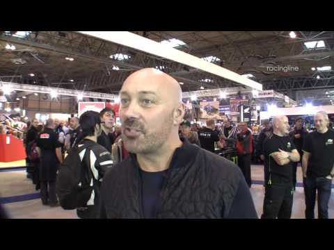 Martin Halsall talks BSB and TT at Motorcycle Live 2016