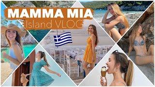 Mamma Mia Island 🏖 - Griechenland VLOG 🇬🇷    Typisch Kassii