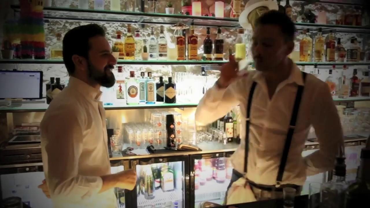 La Cocina Negra  Bar  cocktails et tapas  Aixen