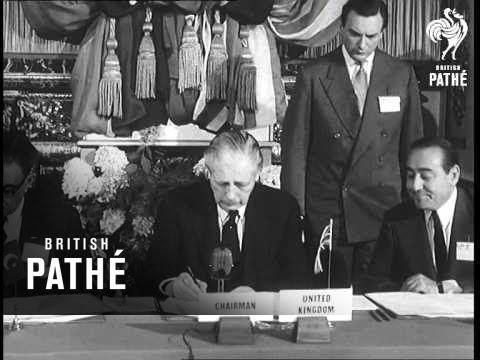 Bagdad Pact Council Meets Aka Baghdad (1958)
