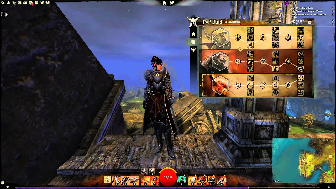 Guild wars 2 guardian pvp build (spirit weapons) youtube.