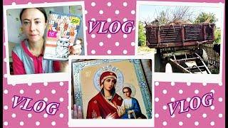 Vlog:Перестановка в детской.Красивые Иконы.Убираем участок.Покупки одежды.
