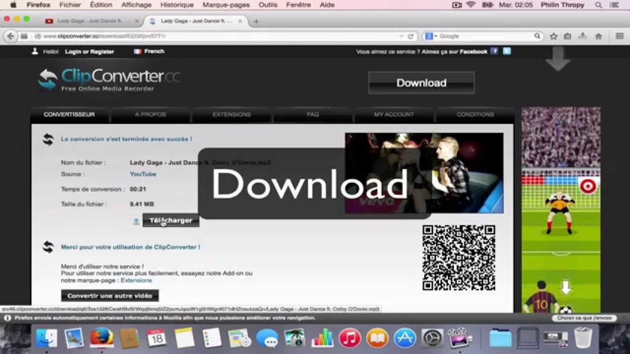 How To Download Youtube Vidéo To MP3 (Insta Tutorial