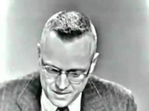 Owen, SPUTNIK 1 CBS NEWS SPECIAL REPORT ON TV, October 6 1957