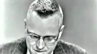 Owen, SPUTNIK 1 CBS NEWS SPECIAL REPORT ON TV, October 6 1957