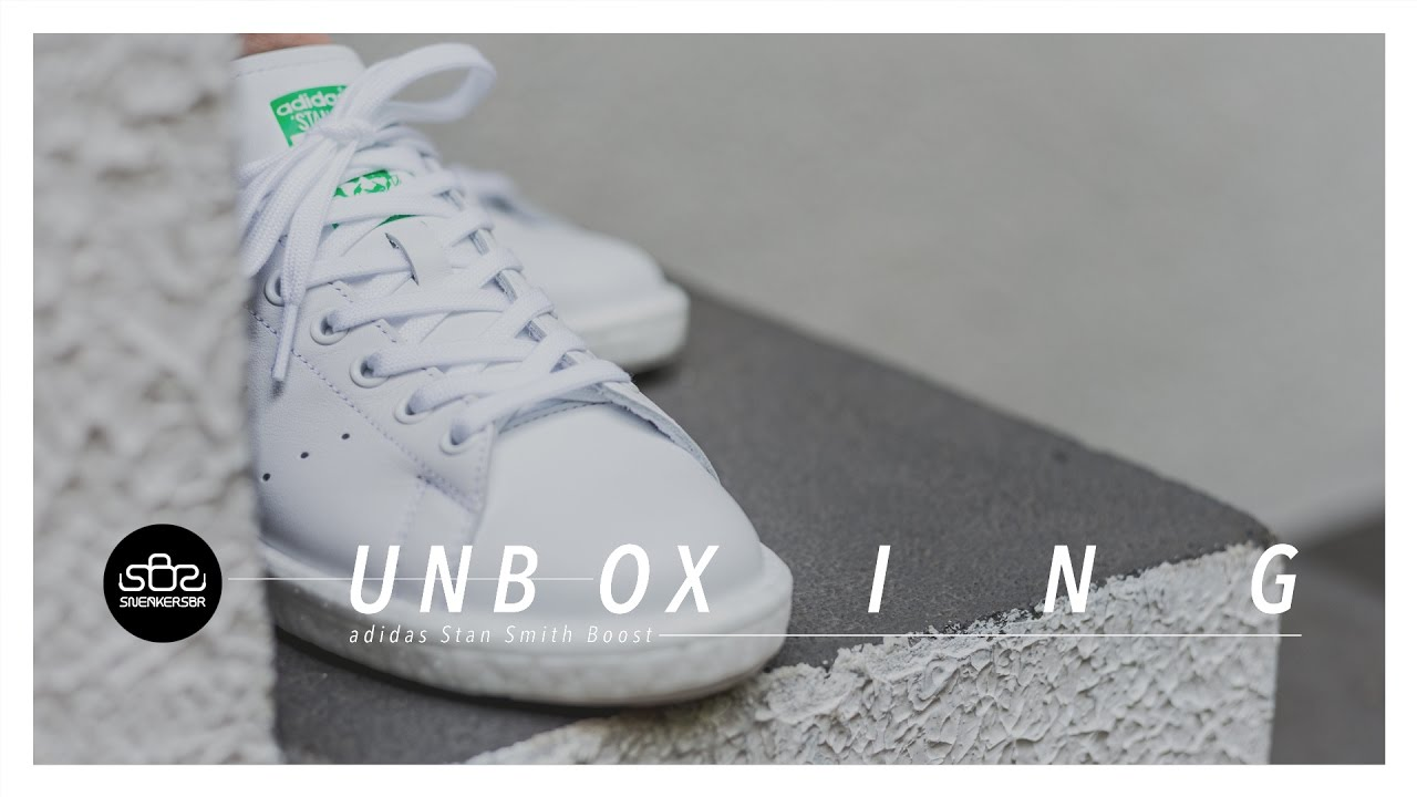 Basket sbr unboxing unboxing unboxing e sur les pieds: adidas stan smith boost youtube 7598b7