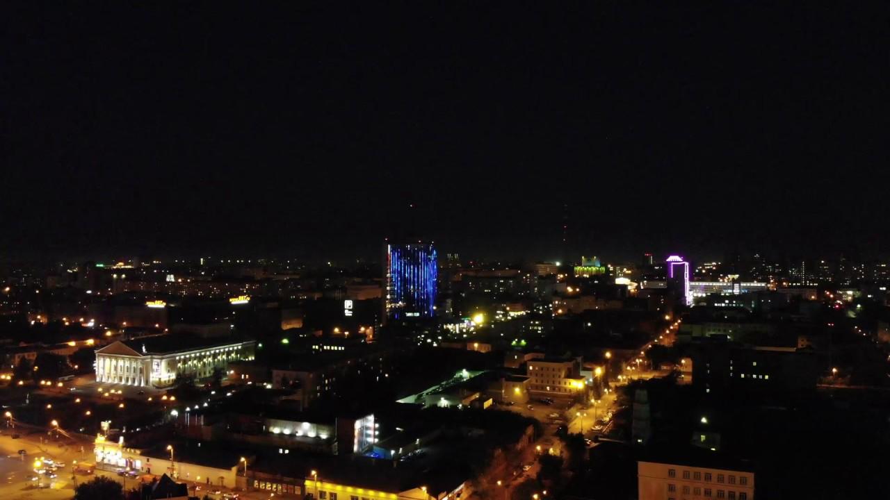 Фото ночной челябинск люди