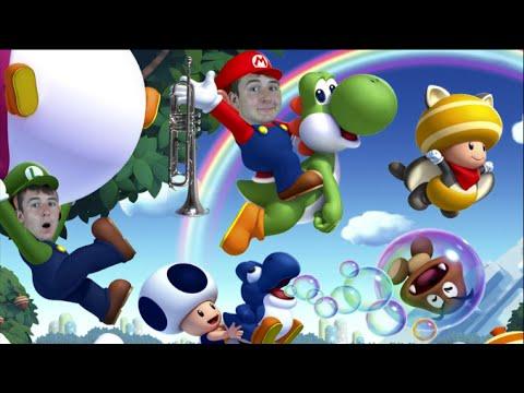 Super Mario Bros Theme (Trumpet Arrangement)