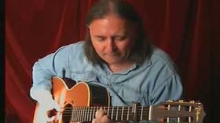 Рорcоrn - Ноt Buttеr - Igot Presnyakov - acoustic fingerstyle guitar