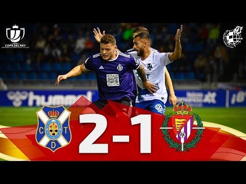 Tenerife Valladolid Goals And Highlights