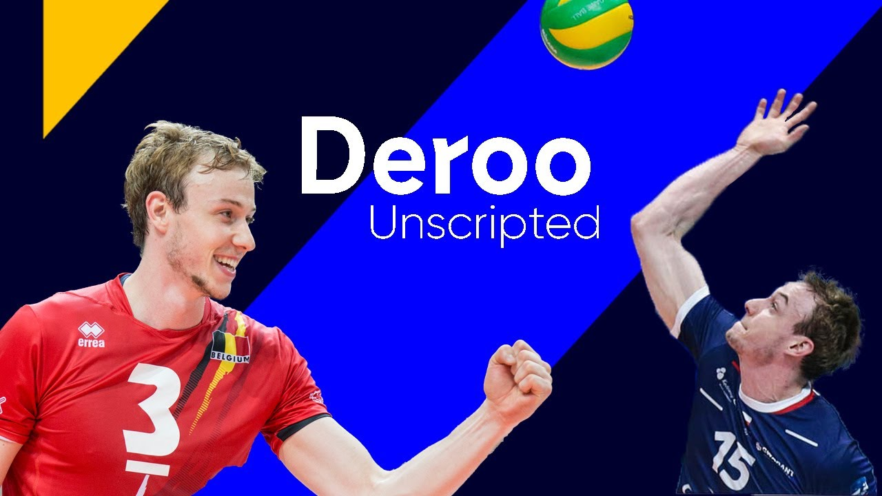 Outside Hitter Sam Deroo on playing in Russia & learning new languages | Unscripted