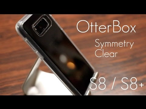 best service 213c6 e74c7 Clear Protection! - OtterBox Symmetry Clear Case - Samsung Galaxy S8 / S8+  - Review