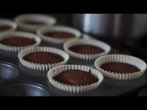 How To Make: Melt In The Middle Chocolate Cupcakes