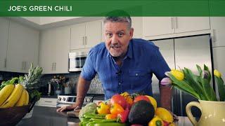 Joe Green Chili Recipe