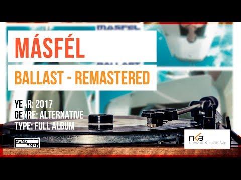 Másfél - Ballast (Remastered) - (FULL ALBUM)