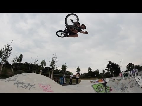 Brown Town BMX - Switzerland - Summer 2013