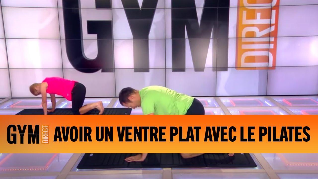Download AVOIR UN VENTRE PLAT AVEC LE PILATES - GYM DIRECT