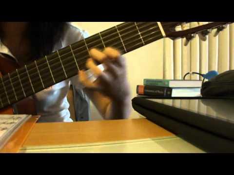 KKEB - Andre Hehanusa FIngerstyle Guitar Solo