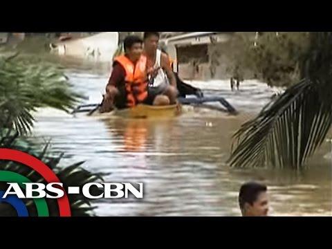 TV Patrol: Baha sa Cabanatuan, mabilis na tumaas