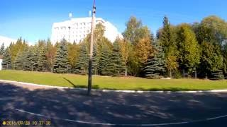Трускавец, объездная, пешком вокруг Трускавца