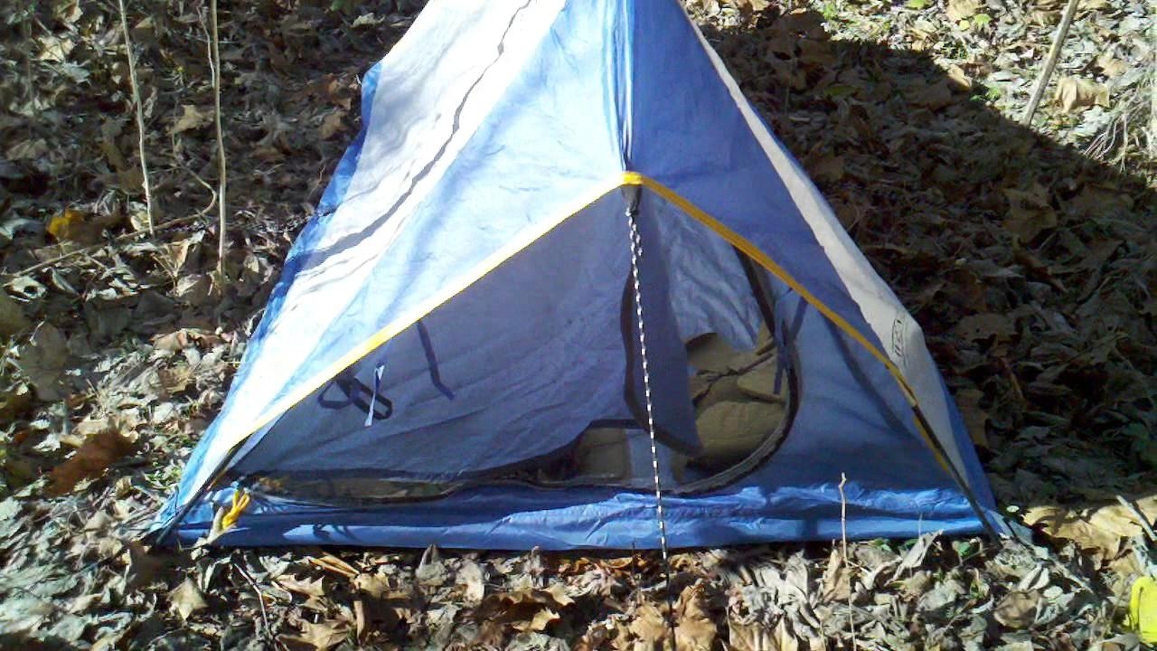 My 2 man tent by Wenzel & My 2 man tent by Wenzel - YouTube