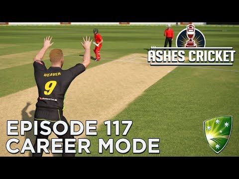 ASHES CRICKET | CAREER MODE #117 | A DOMINANT TOUR!