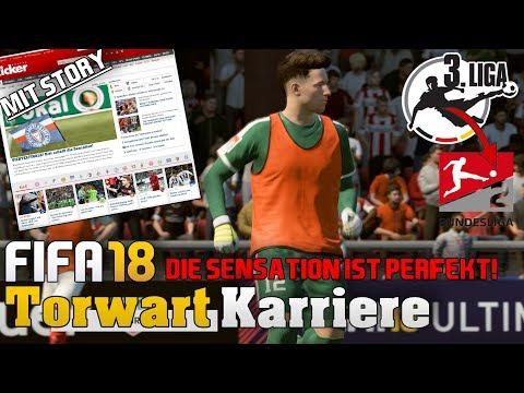 DAFÜR hat sich das warten gelohnt!!! 😱 Fifa 18 Torwart Spielerkarriere