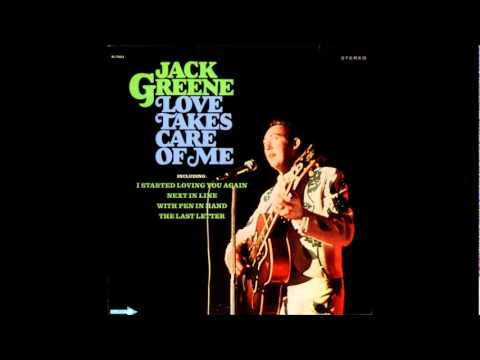 Jack Greene - I Spread My Wings And Fly