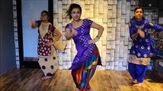 SUNAKHI | KAUR B | PUNJABI DANCE | EASY STEPS |THE DANCE MAFIA