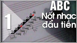 Học đàn Guitar ABC cơ bản - Bắt đầu nốt nhạc đầu tiên(P1)
