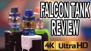 The Falcon Tank by Horizon Tech Review - Falcon Sub Ohm Tank