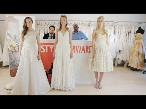 Tips on buying a Bridal Dress. The Cotton Bride Edition.