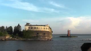 Первый форт Кронштадта Кроншлот(Видео с экскурсии по фортам Кронштадта 19 июля 2014 года., 2014-07-20T15:42:10.000Z)