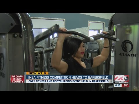 Fitness competition heads to Bakersfield