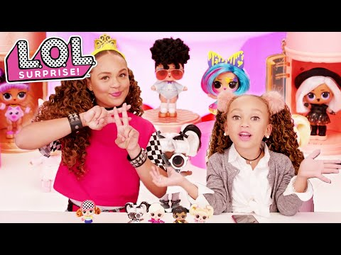 UNBOXED! | LOL Surprise! | Season 3 Episode 15: #HairGoals | Makeover Series with Real Hair!