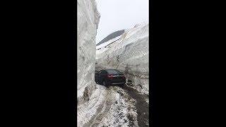 Scariest Highways in Pakistan (Babusar Top)