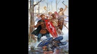 Hail Caesar Battle Report Greeks VS Germans