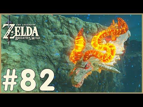 Zelda: Breath Of The Wild  Dragon Hunting 82