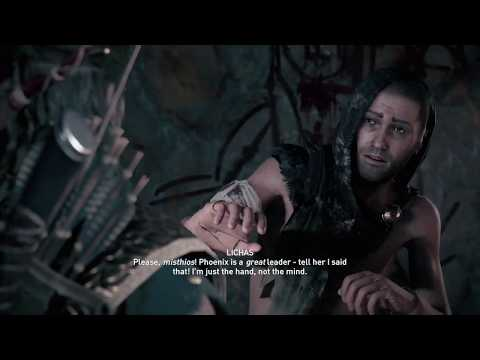 Assassin's Creed Odyssey – The Writing's on the Wall - Find out and Deal with the artist