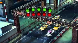 Mini Motor Racing Gameplay PC HD Part 4