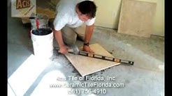 Tile Contractor Plantation Licensed And Insured Installer