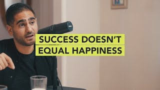 Success Doesn't Equal Happiness // Ground Up 094