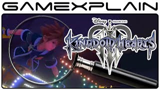 Kingdom Hearts 3 - D23 Trailer Analysis (Secrets & Hidden Details)